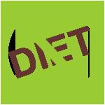 no diet sign